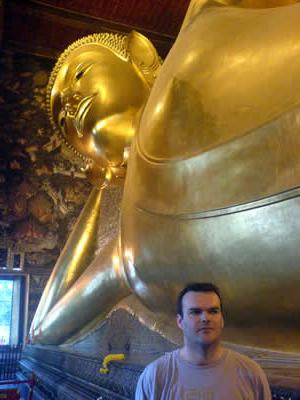Things To Do In Bangkok: The Reclining Buddha of Wat Po ...